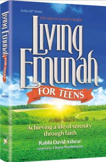 Living Emunah_Teens_dust jacket.indd